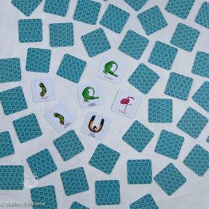 Memory - cartes
